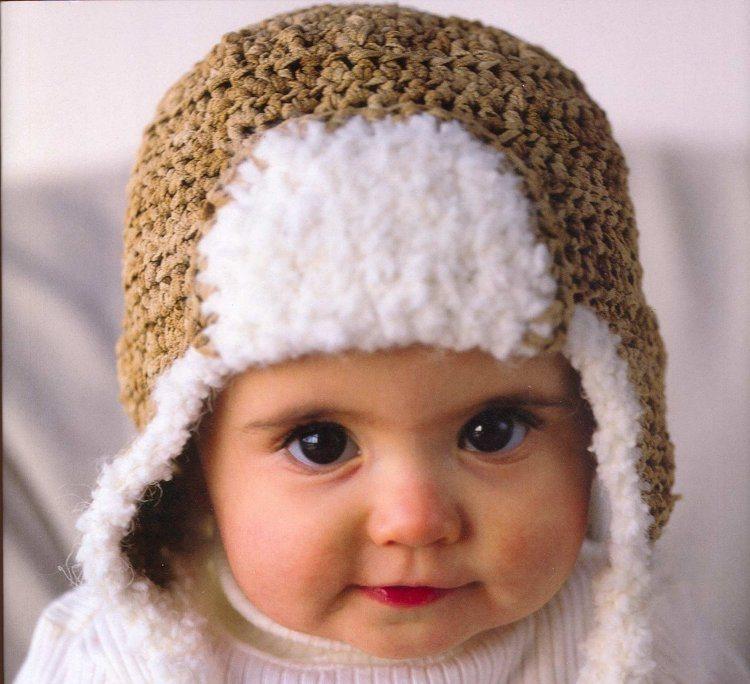 Вариант - Гофрированная шапочка