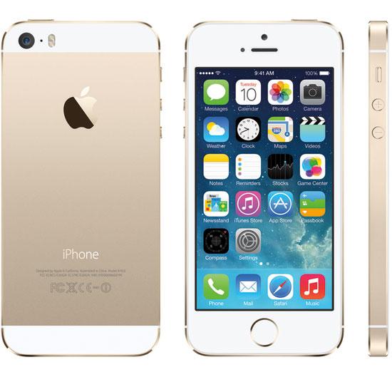 Внешний вид iphone 5