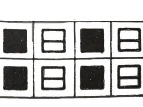 Жемчужный узор схема, фото