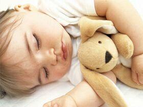 Как научить ребенка спать одному