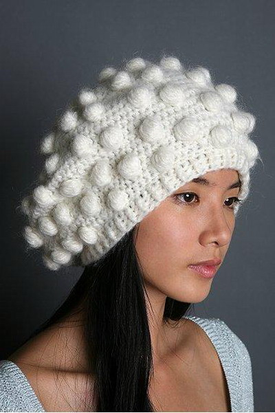 Как связать детскую шапку с ушками для девочки