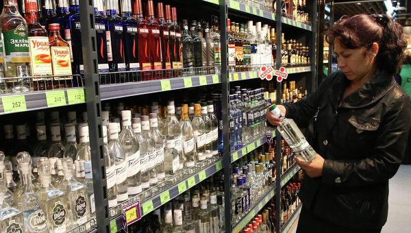 Новый механизм торговли алкоголем