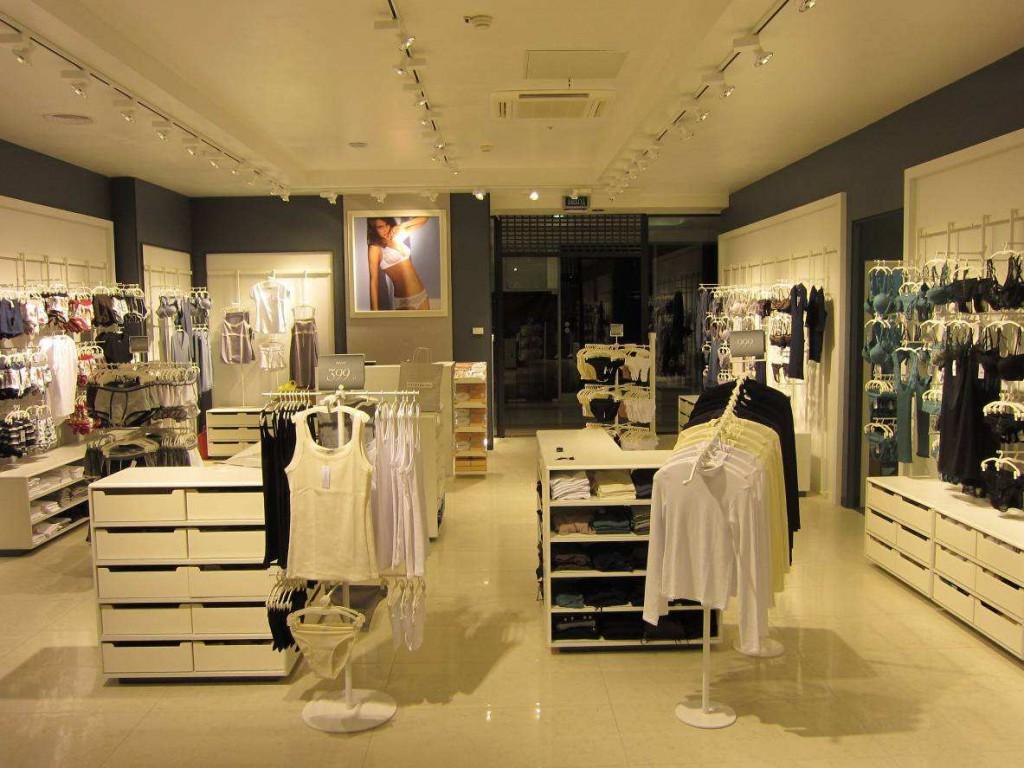 Помещение для магазина женской одежды