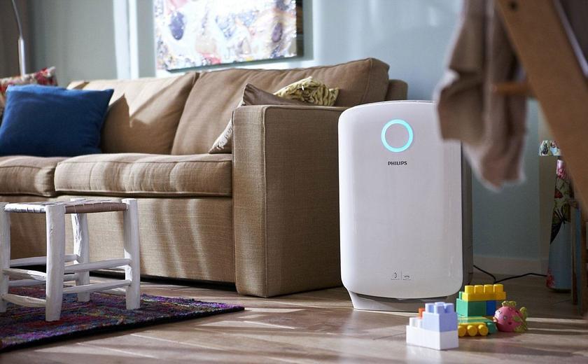 Увлажнитель воздуха способен улучшать атмосферу в доме