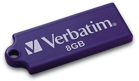 Флешки известного бренда Verbatim
