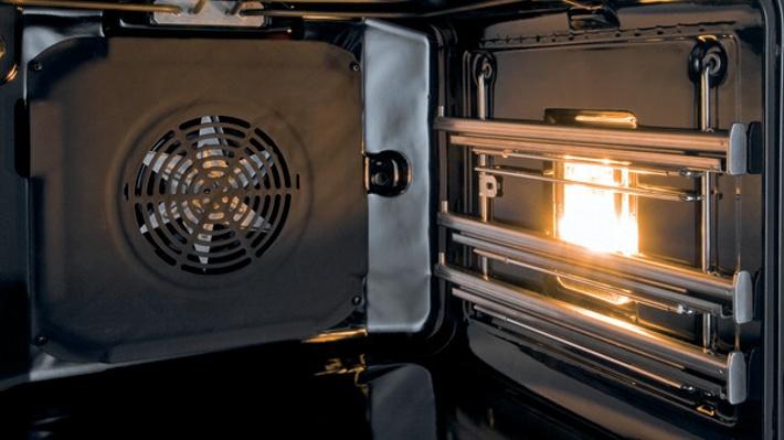 Функция подсветки в духовке