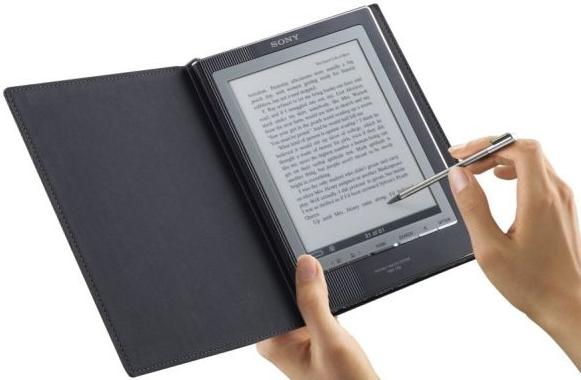 Хорошая электронная книга фирмы sony
