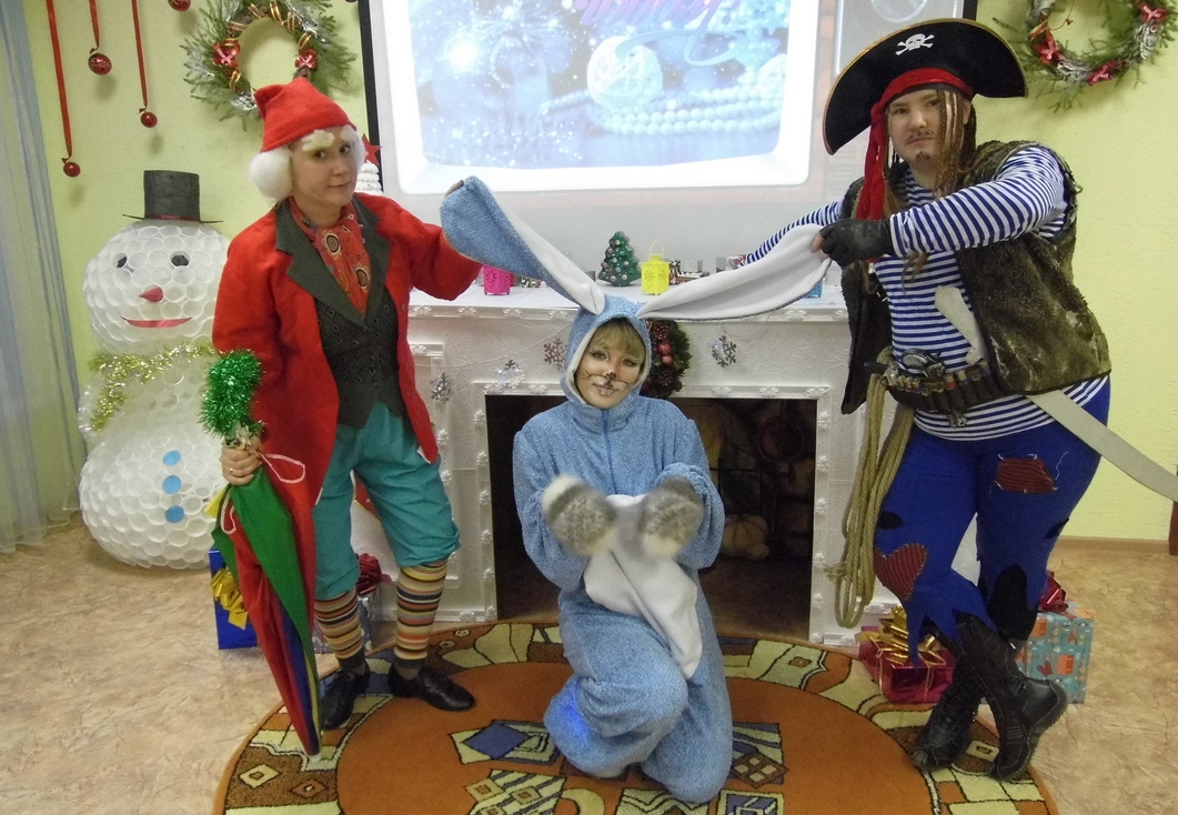 Подвижные конкурсы для детей на новый год