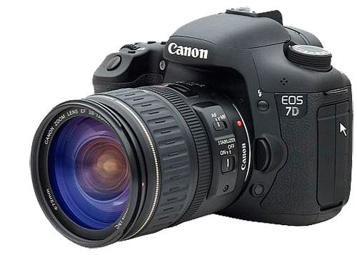 Canon или Nikon