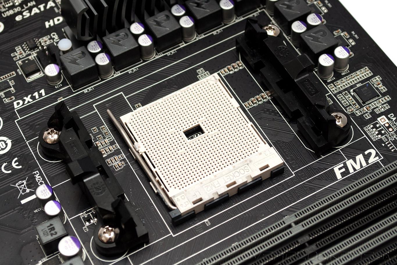 APU в гибридных процессорах