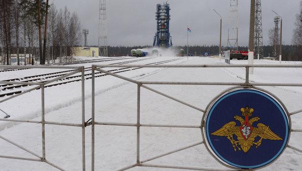 Космодром в Архангельской области