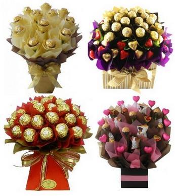 Топ-8 идей сладких подарков на 8 марта