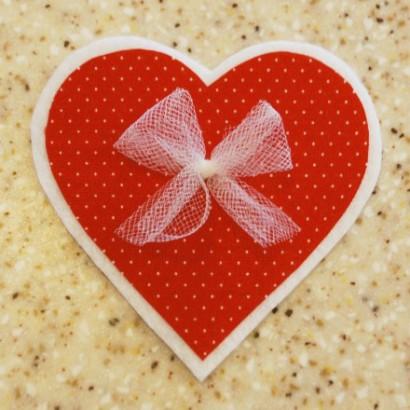 Валентинка Любимое сердце