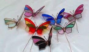 Как изготовить бабочку