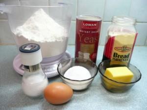 Использование соленого теста