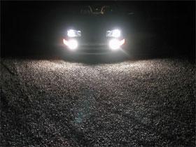 Движение в темное время суток, фото