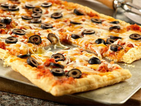 Как делается пицца из слоеного теста, фото