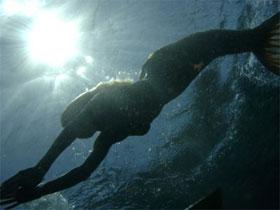 Как легко и быстро стать настоящей русалкой, фото