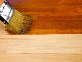 Как покрасить деревянные полы своими руками, фото