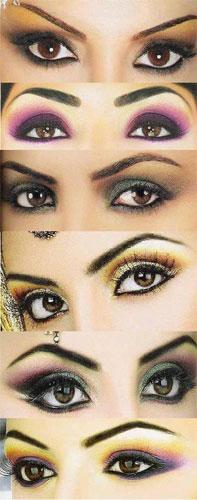 Как правильно делать макияж глаз, фото