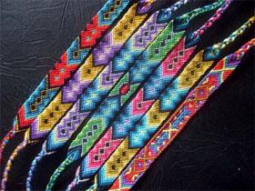 инструкция по плетению фенечек - фото 9