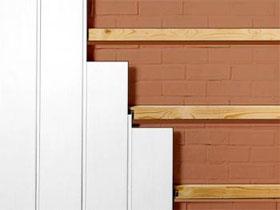Как правильно крепить пластиковые панели на стену, фото