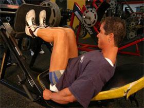 Как правильно накачать ноги, фото