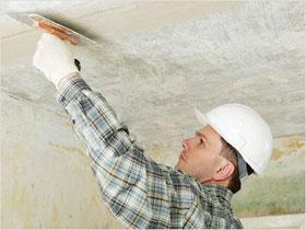 Как правильно выровнять потолок, фото