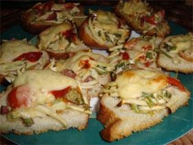 Как приготовить бутерброды на скорую руку, фото