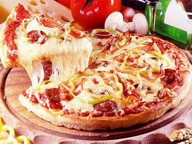 Пицца в духовке своими руками