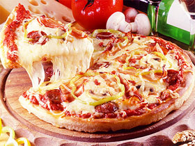 Как приготовить пиццу в домашних условиях, фото