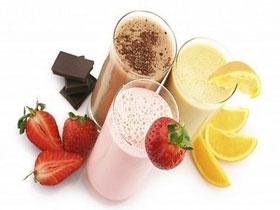 Как приготовить вкусный молочный коктейль, фото