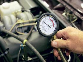 Как проверить компрессию двигателя, фото