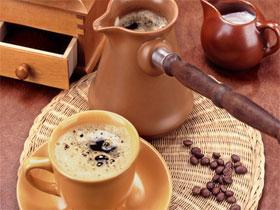 Как сварить кофе в турке, фото