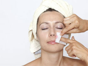Как удалить волосы на лице в домашних условиях, фото