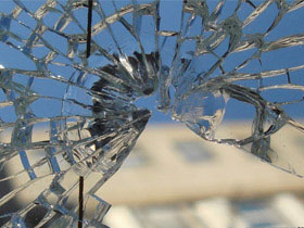 Как вставить стекло, фото