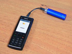 Как зарядить мобильный телефон без зарядного устройства, фото