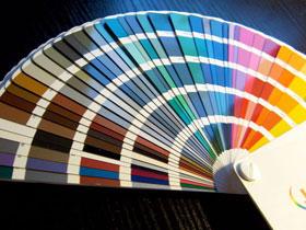 Какие цвета сочетаются в интерьере комнаты, фото