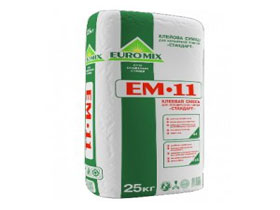 Клеевые смеси EUROMIX ЕМ-11, фото