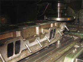Методы выравнивания поверхности головки цилиндра, фото