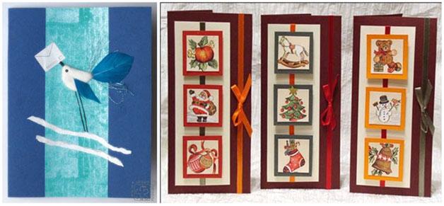 оригинальные открытки своими рукам: