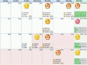 План график тренировок, фото