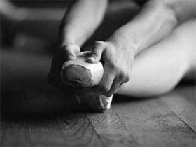 Правильное растягивание суставов голени, фото