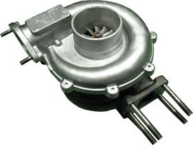Принцип действия перепускного клапана турбокомпрессора, фото