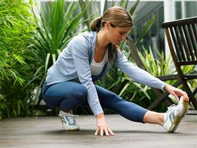 Растяжка при травмах и повреждениях, фото