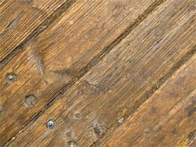 Укладка ламината на поверхность старого паркета, фото