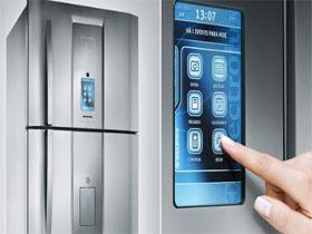 Умный холодильник, фото