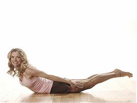 Упражнение для мышц позвоночника, фото