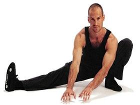 Упражнения для растяжки тела тела, фото