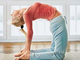 Упражнения для ссутуленных плеч, фото